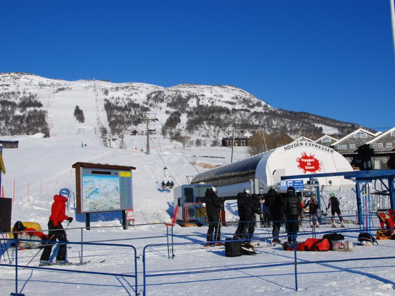 Oppdal skiheiser