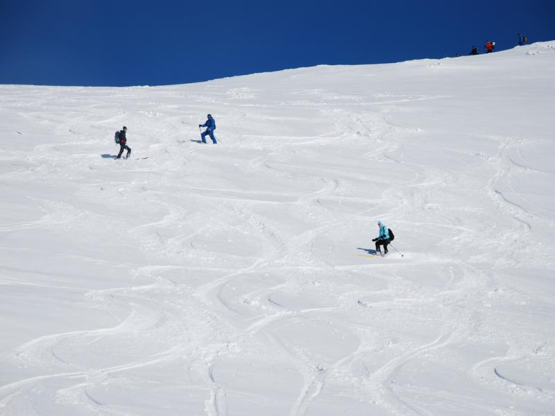Uteaktiviteter, ski